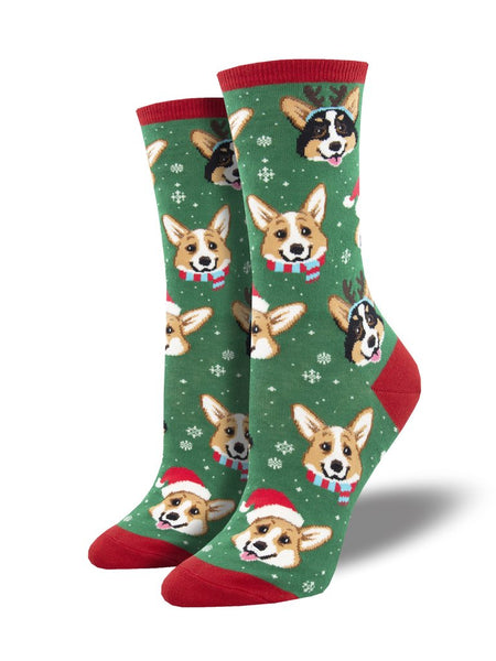 Happy Pawlidays Sock