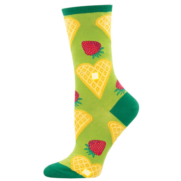 Heart Smart Breakfast Sock