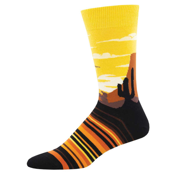 Men's Painted Sky Sock