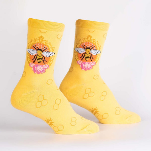 Queen Bee Sock