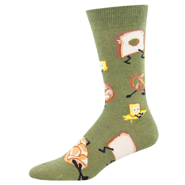 Men's Walking Bread Sock