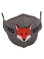 Zero Fox Given Mask