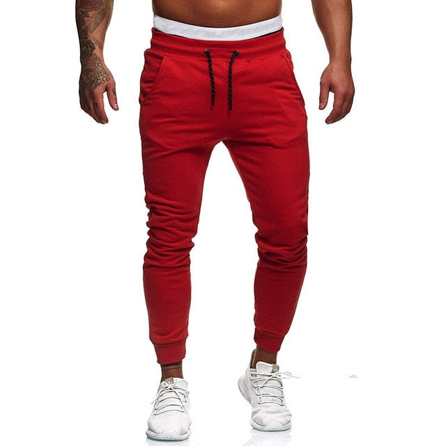Men's Fashion Casual Feet Sports Pants