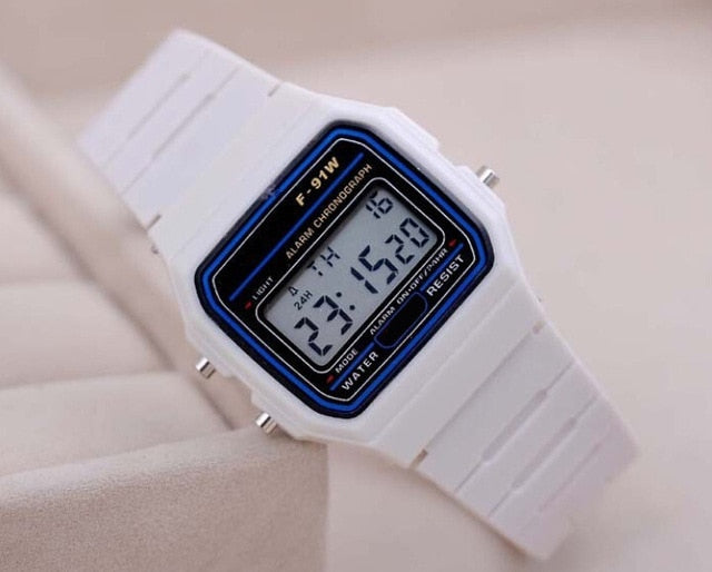Luxury Digital Women Bracelet Wrist Watches