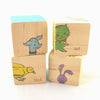 Puzzle Blocks - Domestic Animals