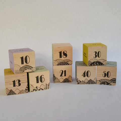 Customized Ages of Significance Blocks