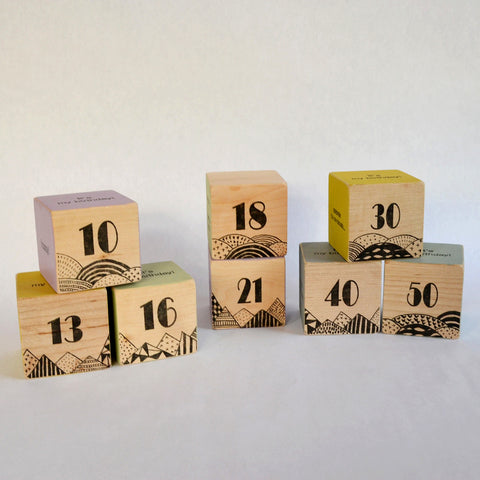 Ages of Significance Blocks