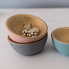 Mini Bowls/set of 2