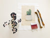 Photo Embroidery DIY Kit - free shipping