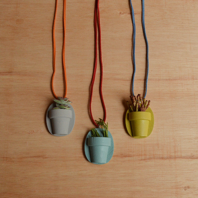 Potted Pendant