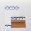 NEW! Shibori Letter Writing Set