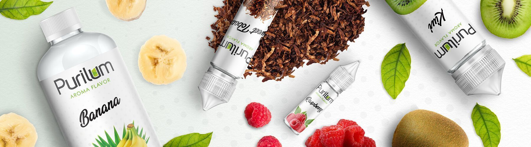 Purilum Flavor Concentrates