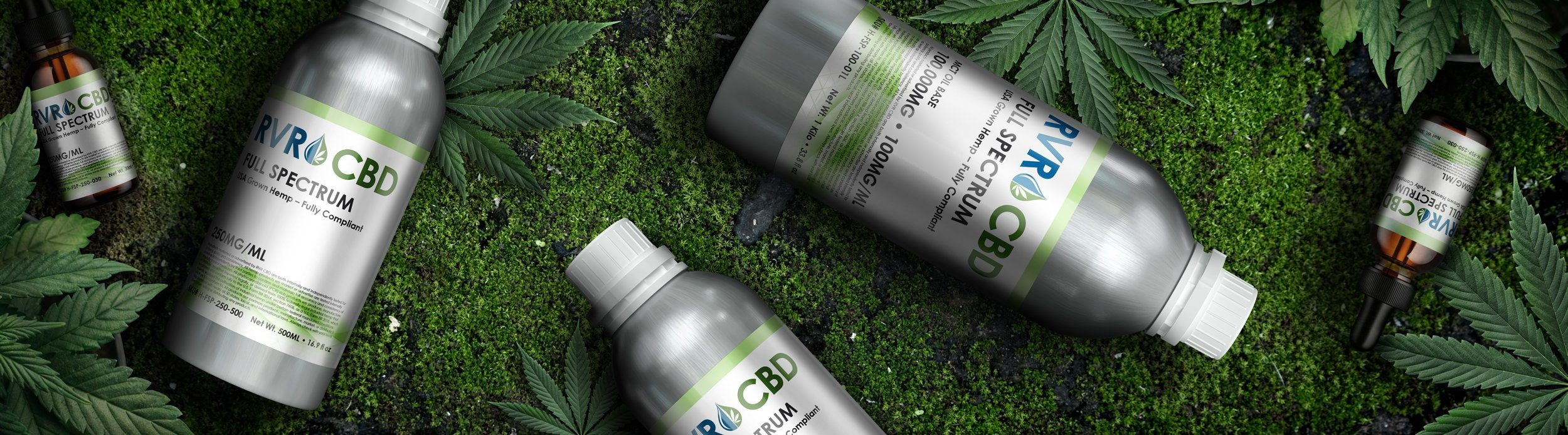 RVR™ Full Spectrum CBD