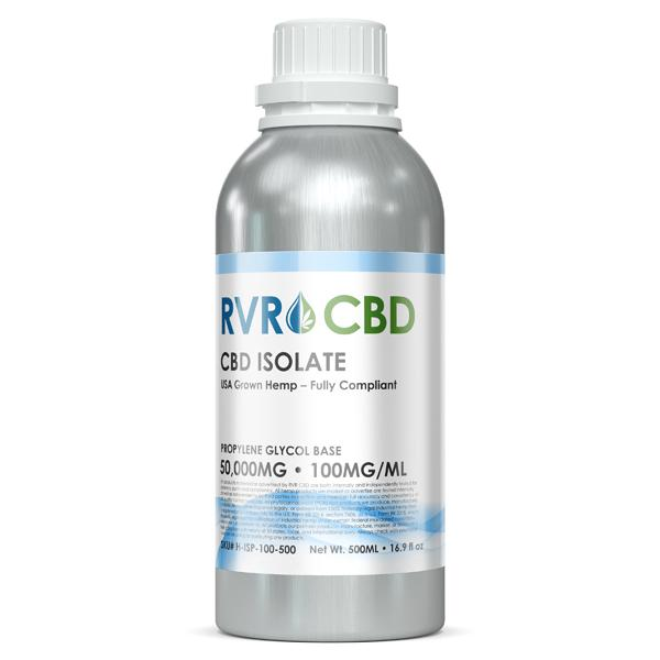 100mg/ml RVR™ Isolate CBD