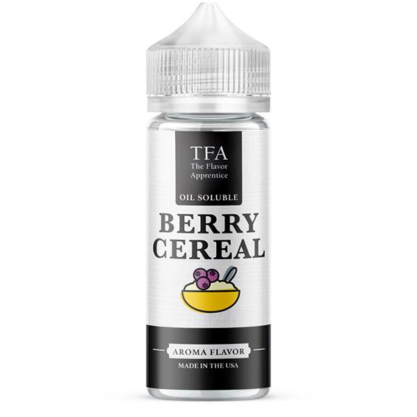 Flavor Apprentice (OS) Berry Cereal
