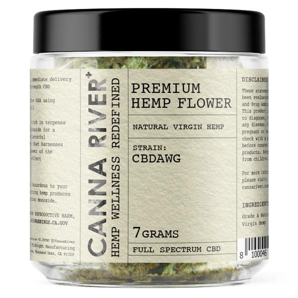 CBDawg Hemp Flower