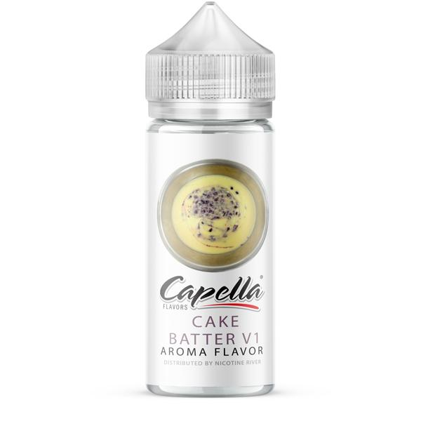 Capella Cake Batter V1