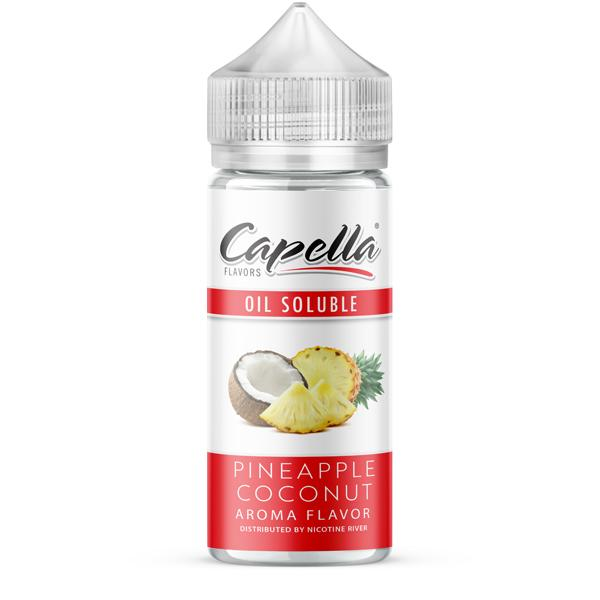Capella (OS) Pineapple Coconut