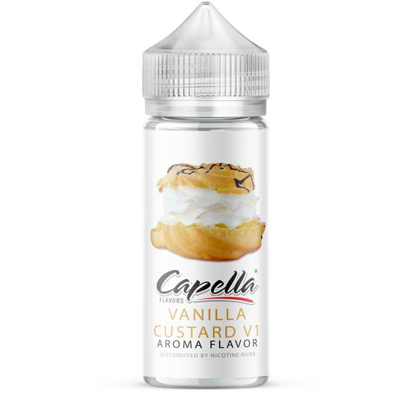 Capella Vanilla Custard V1
