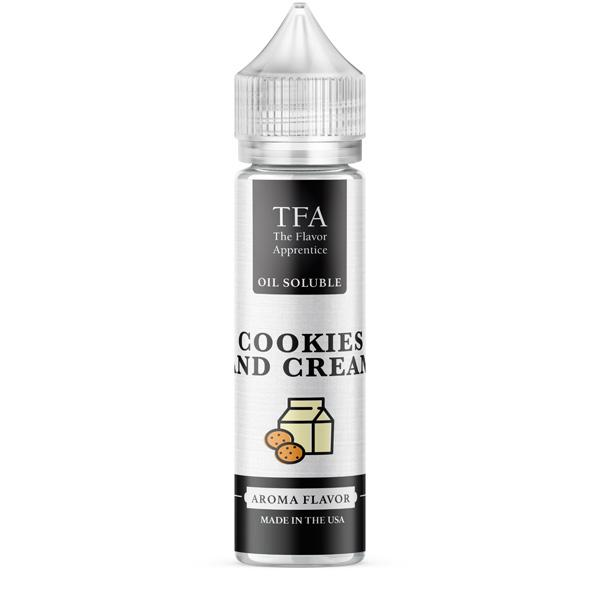 Flavor Apprentice (OS) Cookies and Cream