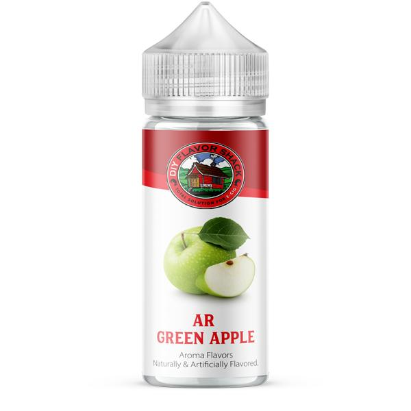 DIYFS AR Green Apple