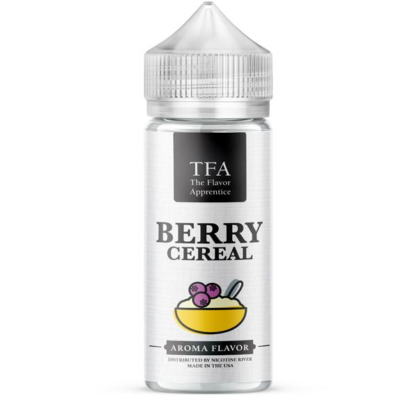 Flavor Apprentice Berry Cereal