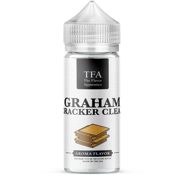 Flavor Apprentice Graham Cracker Clear