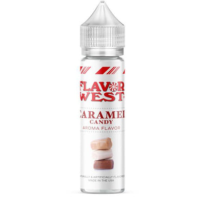 Flavor West Caramel Candy