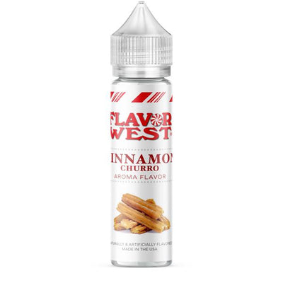 Flavor West Cinnamon Churro