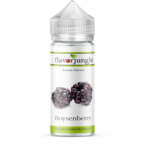 Flavor Jungle Boysenberry