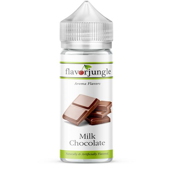 Flavor Jungle Milk Chocolate
