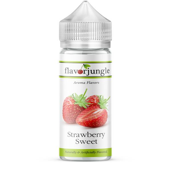 Flavor Jungle Strawberry Sweet