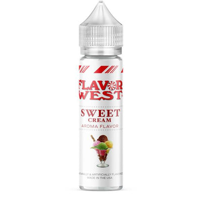 Flavor West Sweet Cream