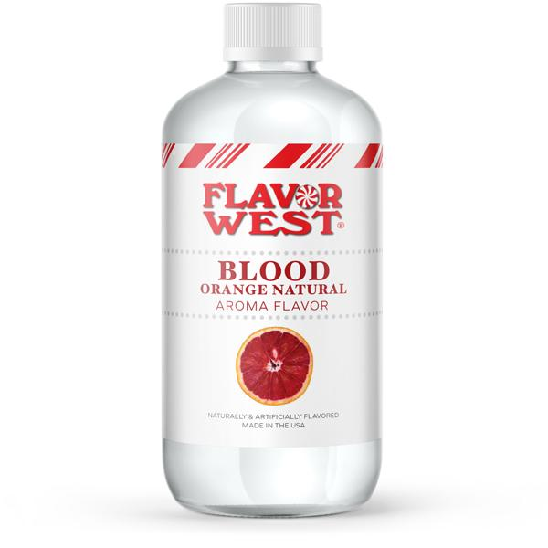 Flavor West Blood Orange Natural