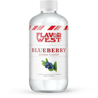 Flavor West Blueberry