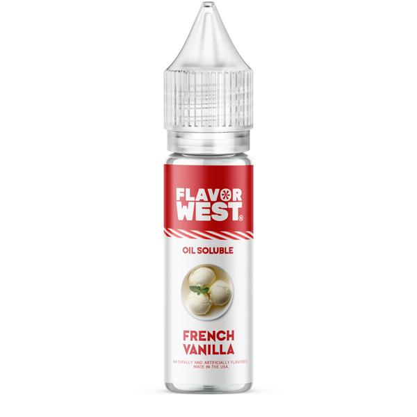 Flavor West (OS) French Vanilla
