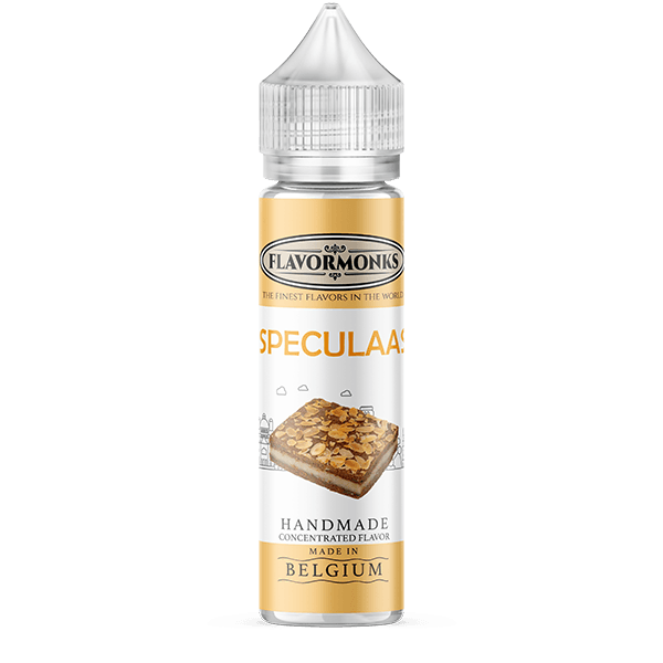 Flavor Monks Speculaas
