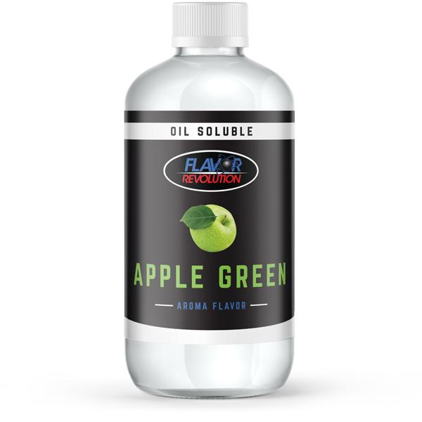 Flavor Revolution (OS) Green Apple