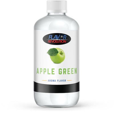 Flavor Revolution Apple Green