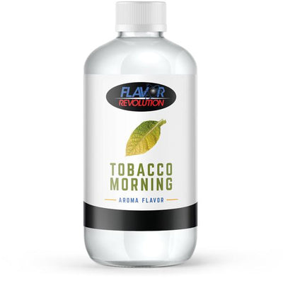 Flavor Revolution Tobacco Morning