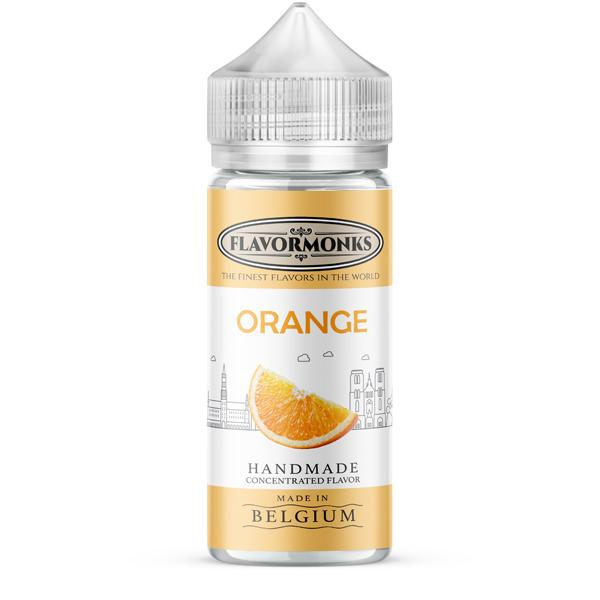 Flavor Monks Orange