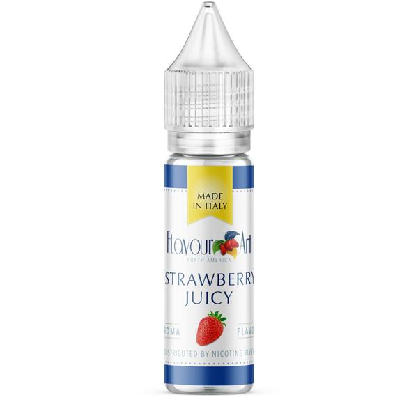 FlavourArt Strawberry Juicy