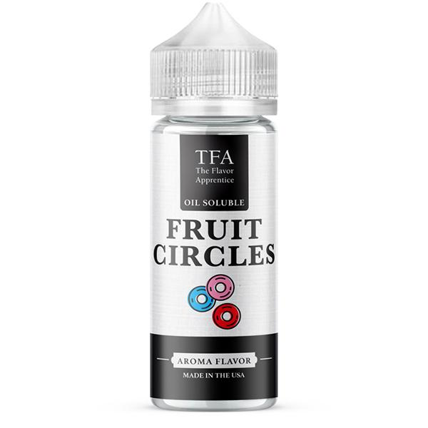 Flavor Apprentice (OS) Fruit Circles