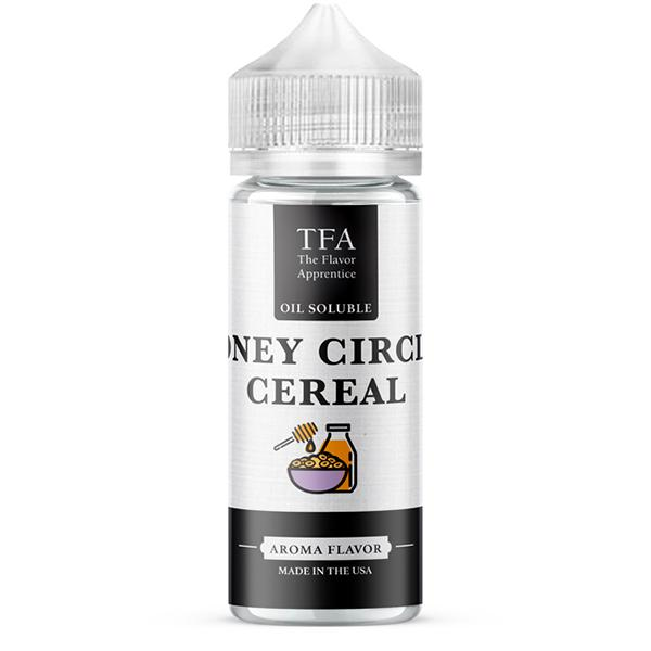 Flavor Apprentice (OS) Honey Circles Cereal