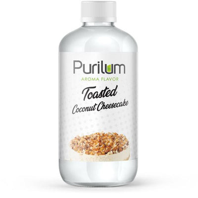 Purilum Toasted Coconut Cheesecake
