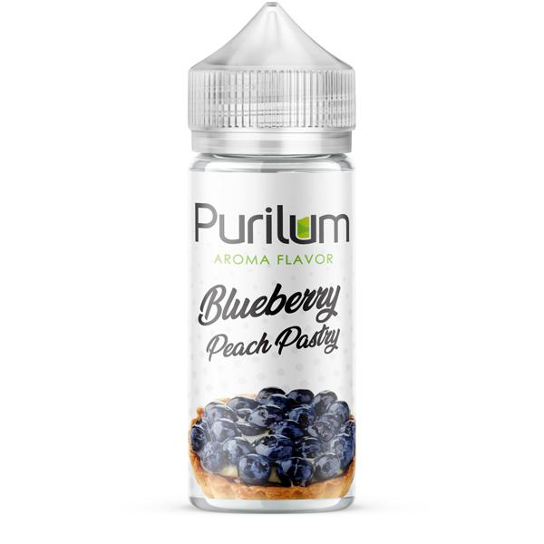 Purilum Blueberry Peach Pastry