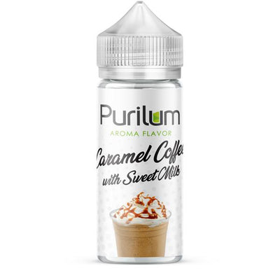 Purilum Caramel Coffee with Sweet Milk