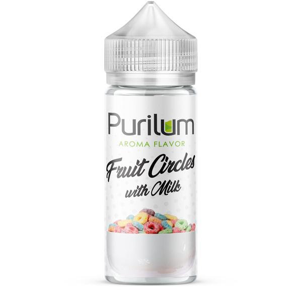 Purilum Fruit Circles with Milk