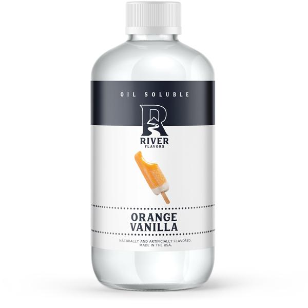 River (OS) Orange Vanilla