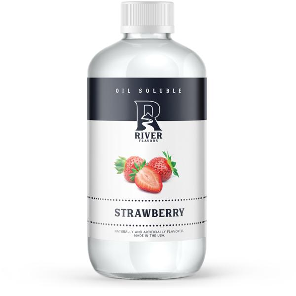 River Oil Soluble Strawberry
